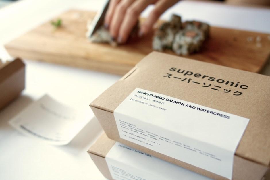 supersonic+sushi+London