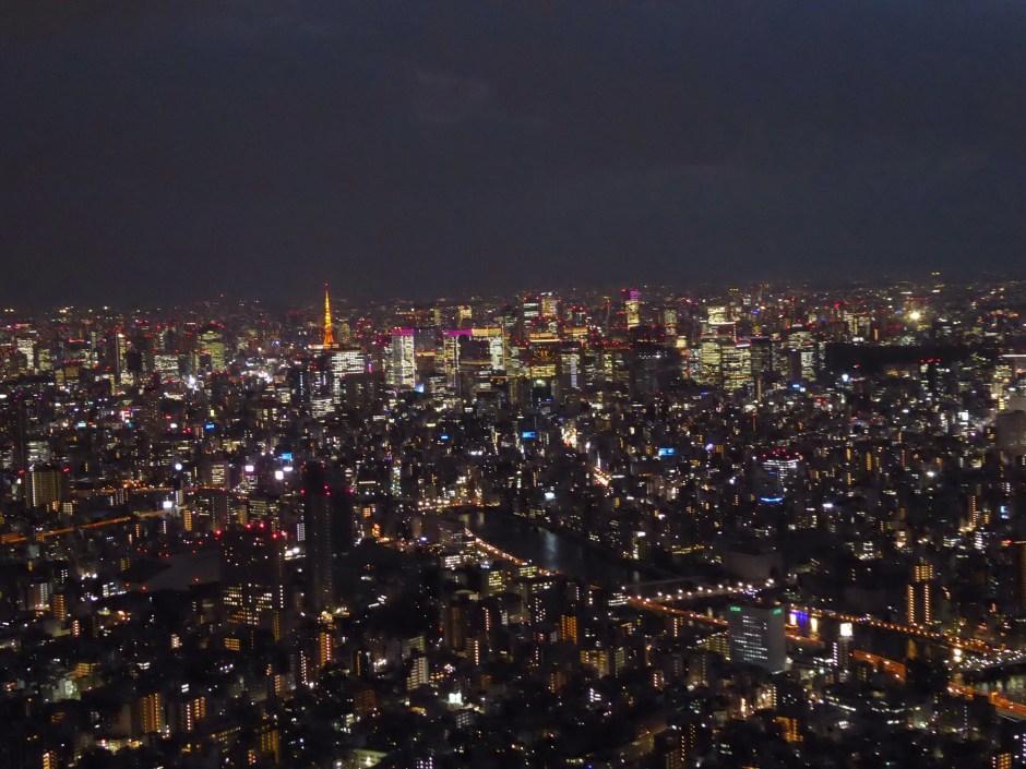 TOP 10 IN TOKYO Sky Tree