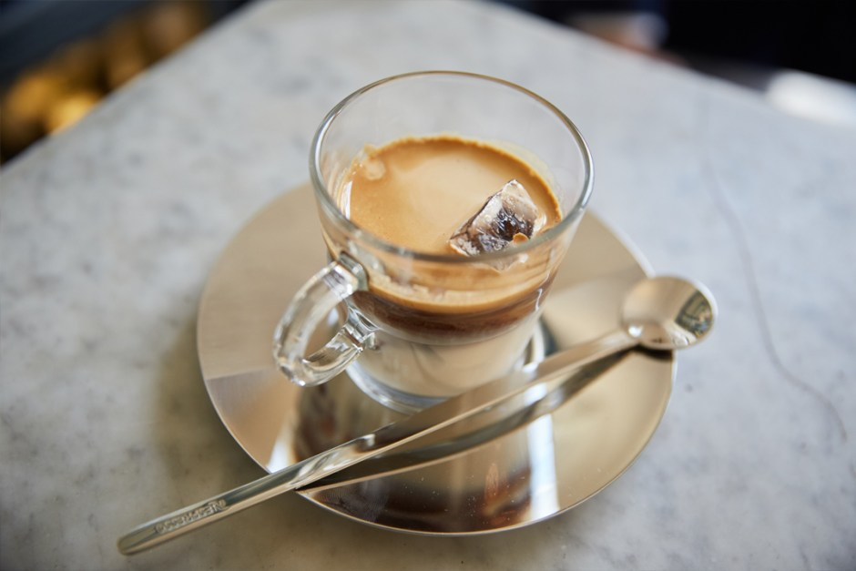 Nespresso On Ice Gourmet Tasting Menu at Bibendum