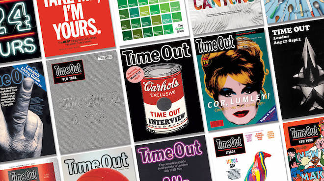 Time Out's 50th Anniversary Party