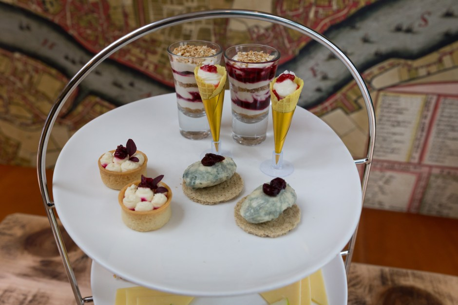 Cheese Afternoon Tea