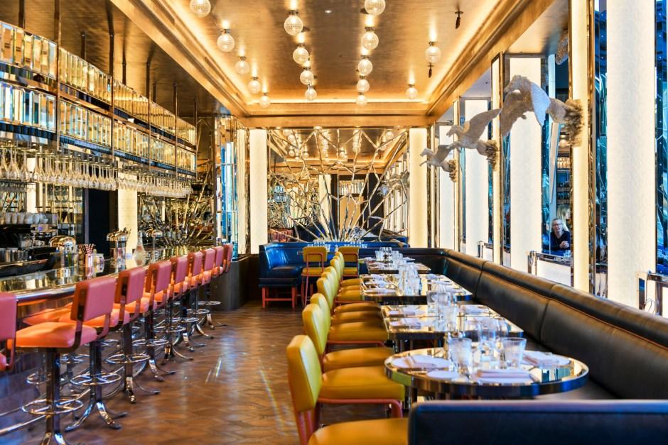 Crummbs London Restaurant Reviews Brasserie of Light
