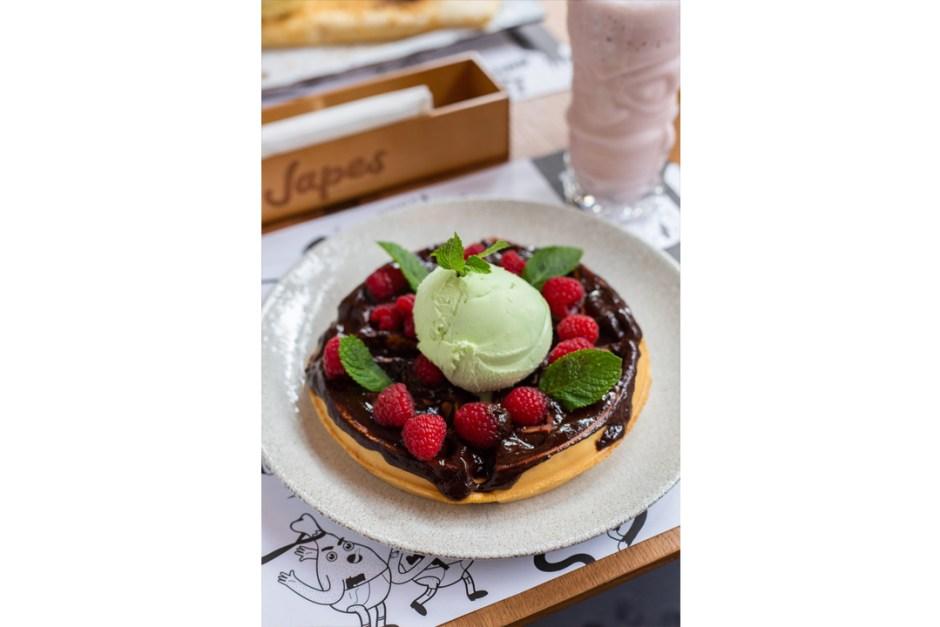 Crummbs London Restaurant Reviews Japes Dessert