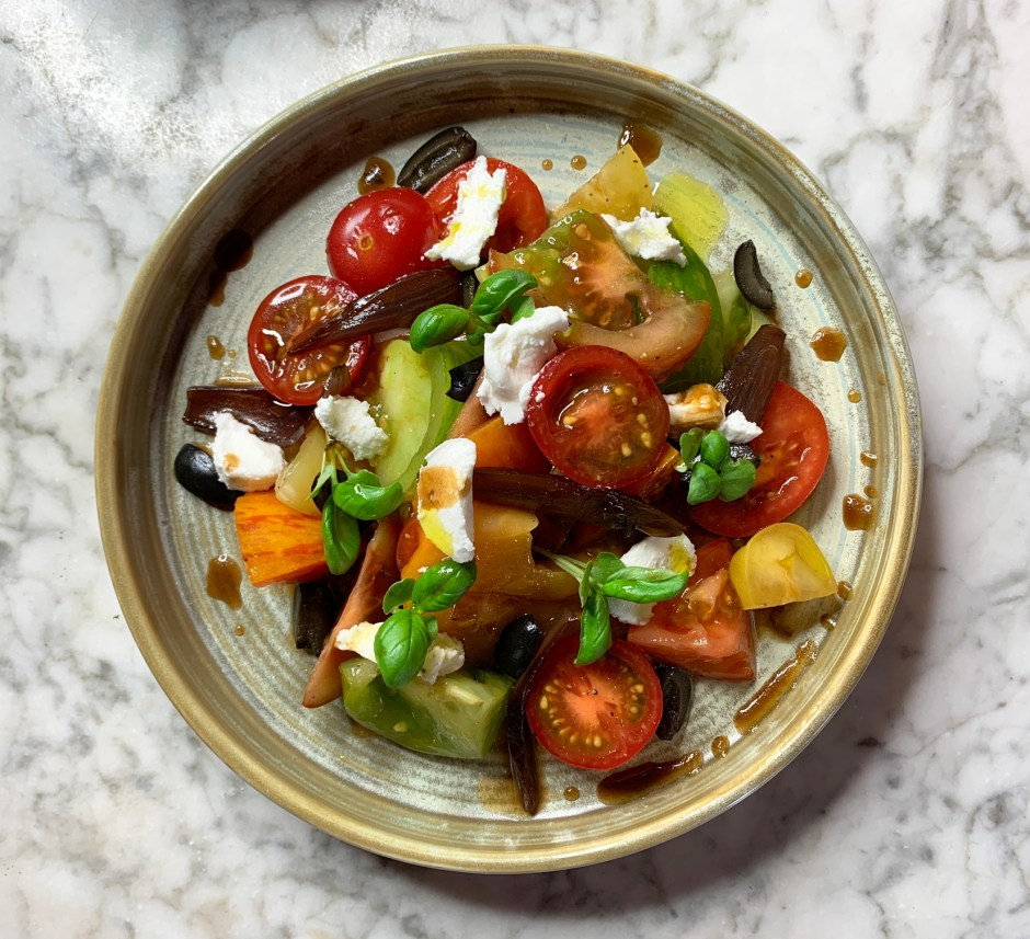 Crummbs London Restaurant Reviews The Drop Tomatoes