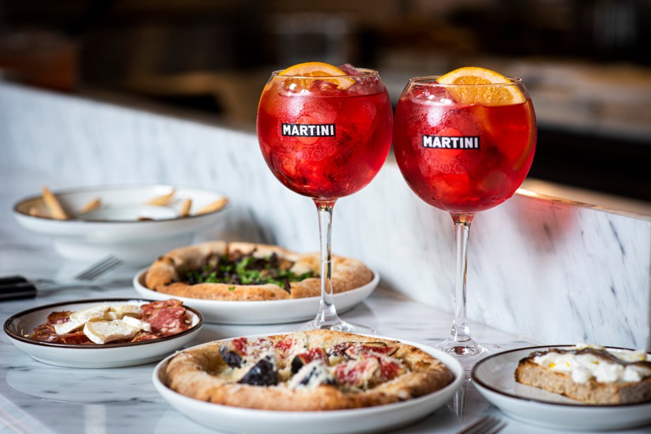 MARTINI Fiero x Laura Jackson aperitivo