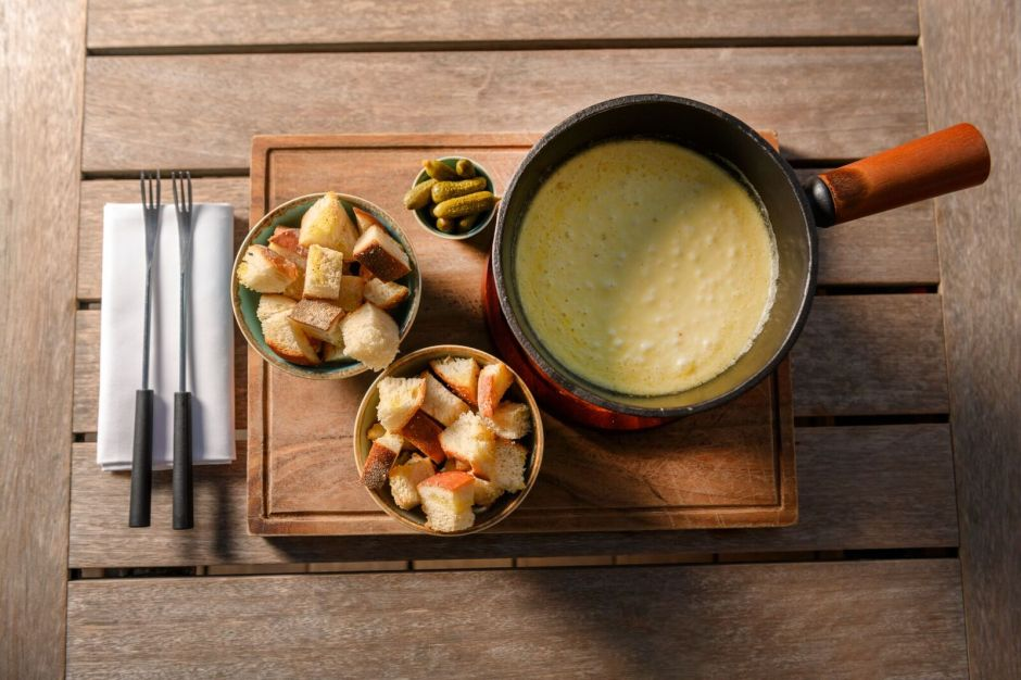 Boundary London Raclette