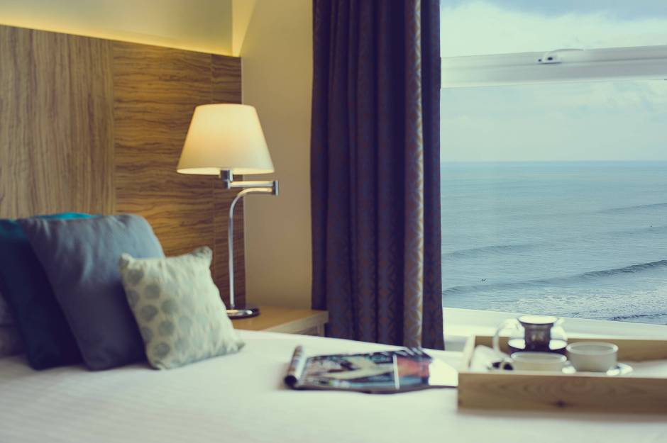 Fistral Beach Hotel & Spa Room