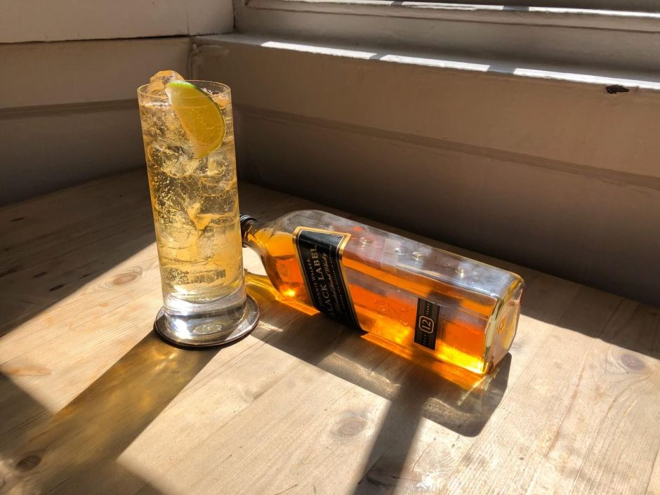 Lockdown Cocktail: The Highball Tea