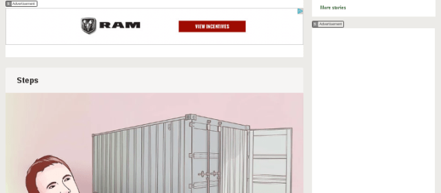 How to Buy a Used Linux Container