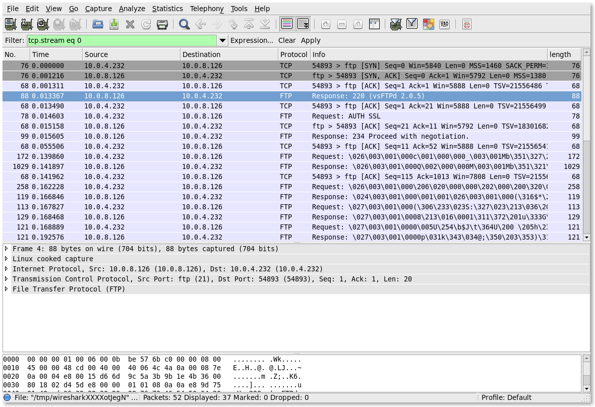 Securing ftp with vsftpd and ssl crunch tools conclusion xflitez Choice Image