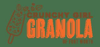 CRUNCHY GIRL GRANOLA