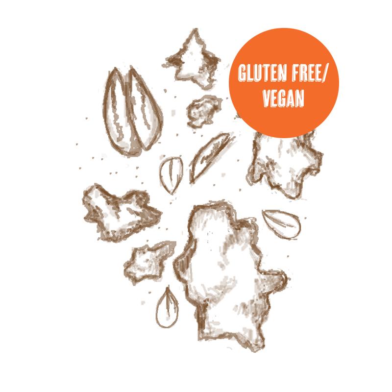 Gluten Free/Vegan Granola