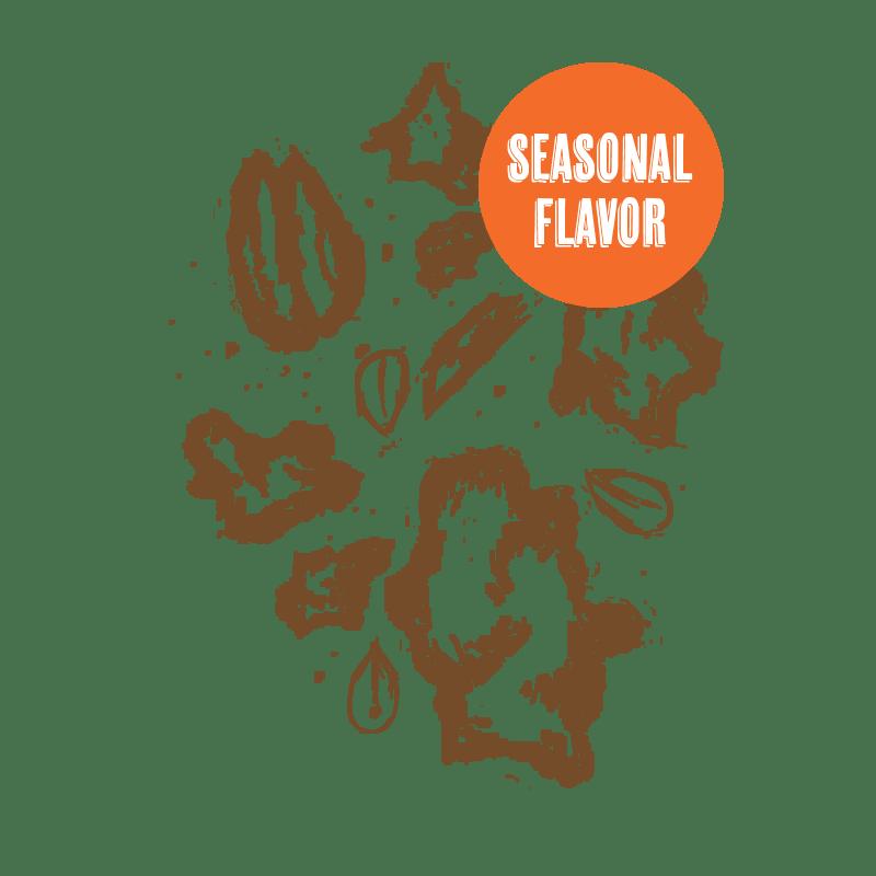 Seasonal Granola
