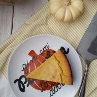 Pumpkin Cheesecake {Dairy-Free, Paleo}