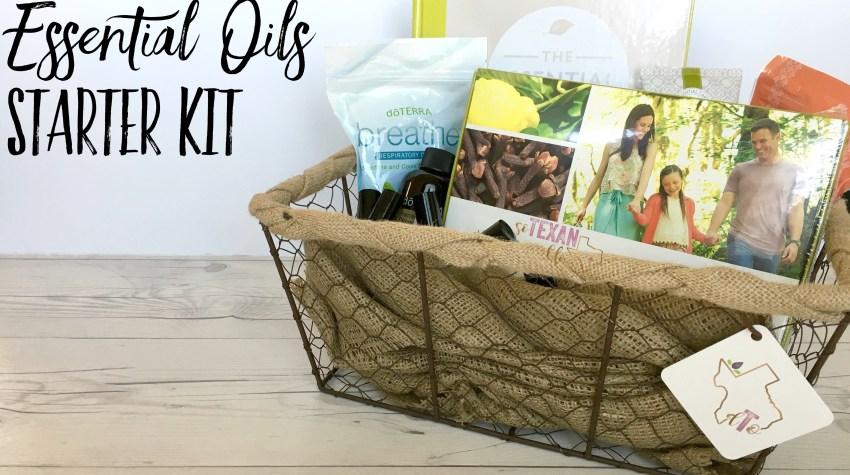 essential oils starter kit doterra