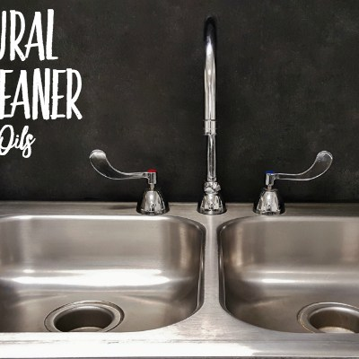 DIY Natural Drain Cleaner Recipe with Essential Oils