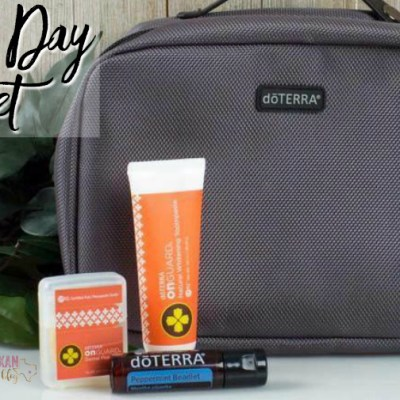 doTERRA Father's Day Promotion– doTERRA Father's Day Travel Set