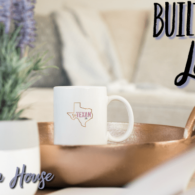 Built with Love: Steps to Building a House