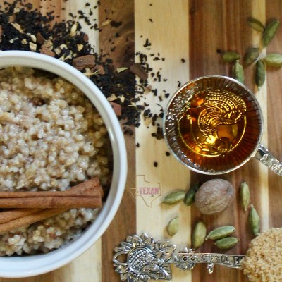 Instant Pot Steel Cut Oats for Fall