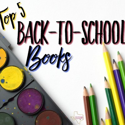 Our Top 5 Back to School Books