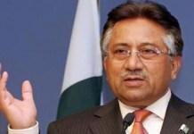 Pervez Musharraf remarks about elections 2018
