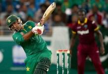 Pakistan VS West Indies 1st April 2018