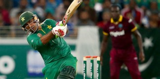 Pakistan VS West Indies 1st April 2018