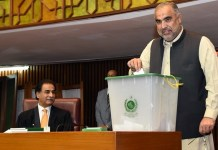 Asad Qaisar elected as Speaker National Assembly