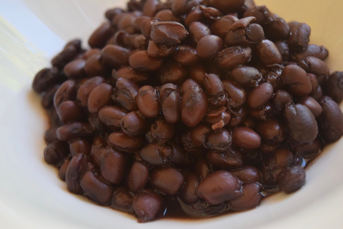 Where have you Bean all my life? (Vegan Instant Pot Black Beans)