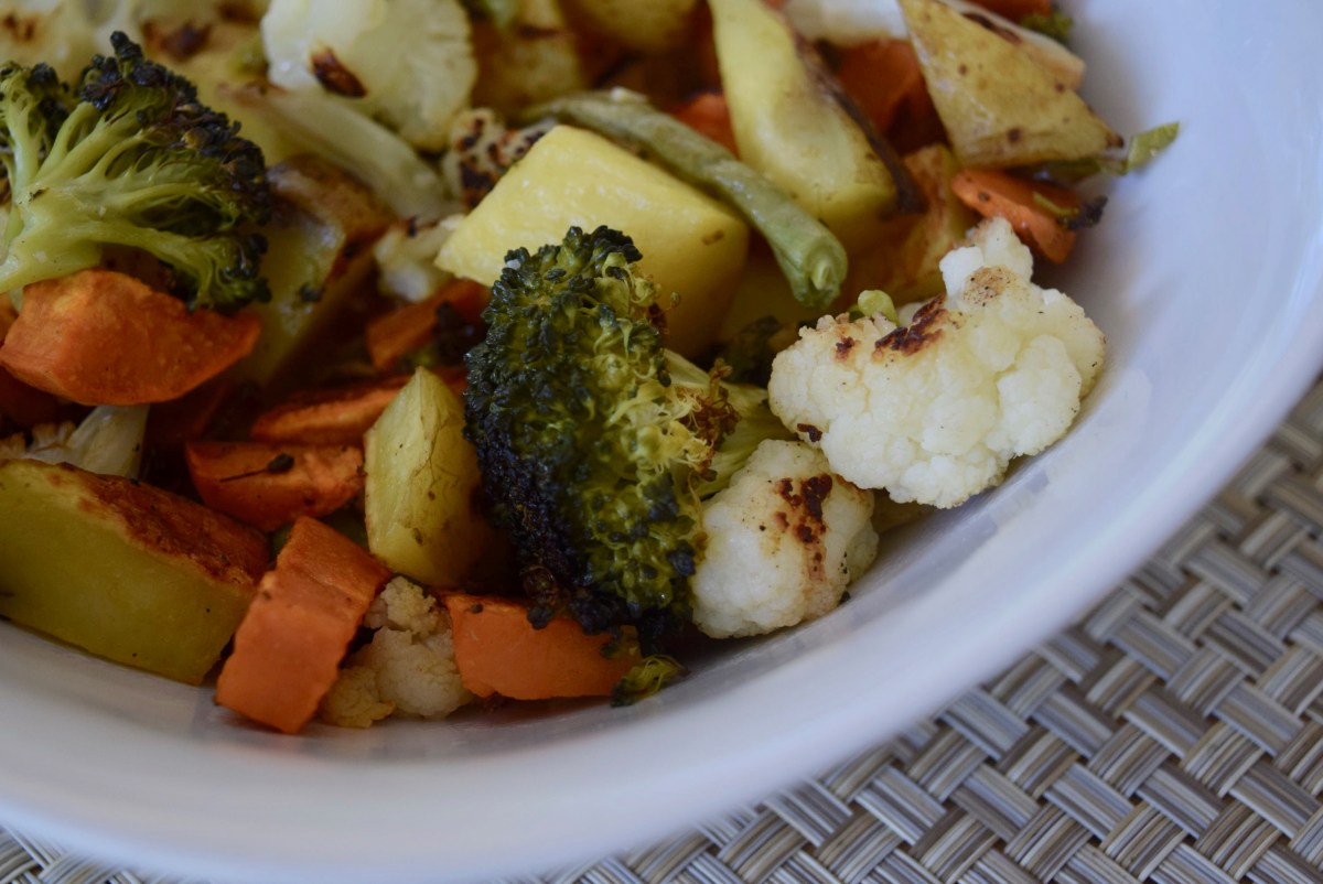 Simple Staple: Roasted Veggies