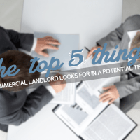The Top 5 Things a Commercial Landlord Looks for in a Potential Tenant