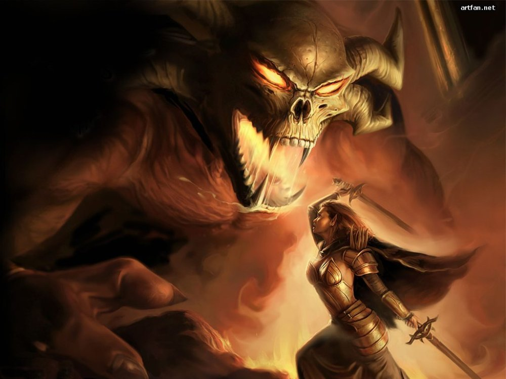 Clase de Prestigio - Cazador de Demonios, QUEST DE GRUPO.