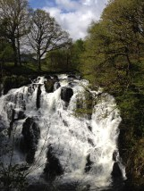 Swallow Falls North Wales