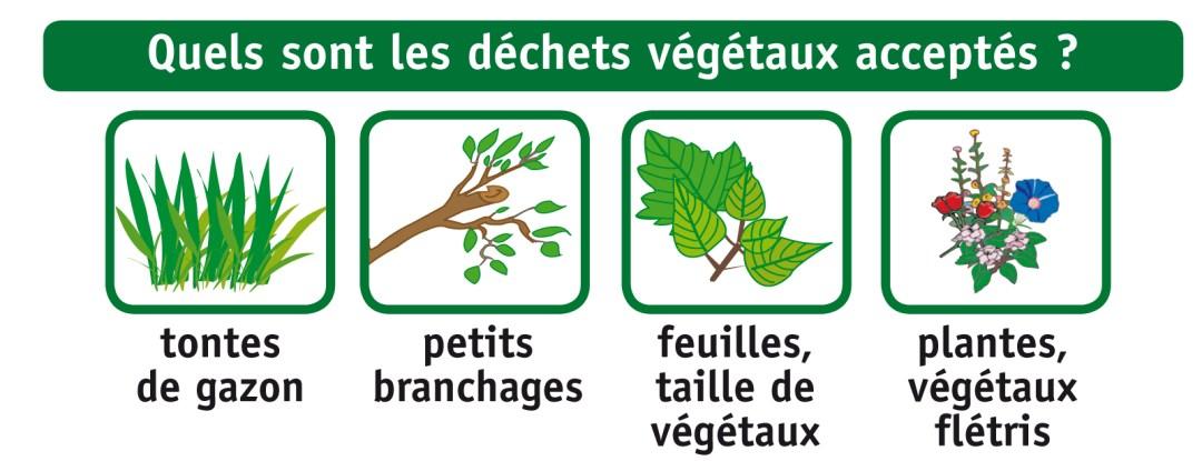logo déchets végétaux