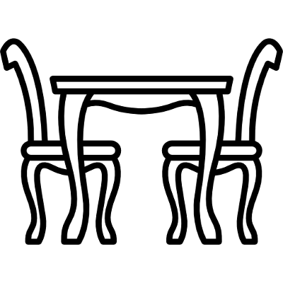 logo chaise table