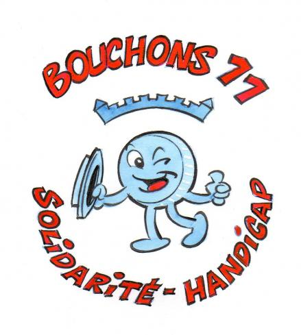 logo bouchon 11 solidarité handicap