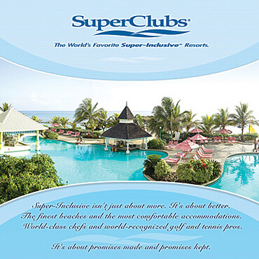 Superclubs Postcards