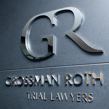 Grossman Roth Trial Lawyers