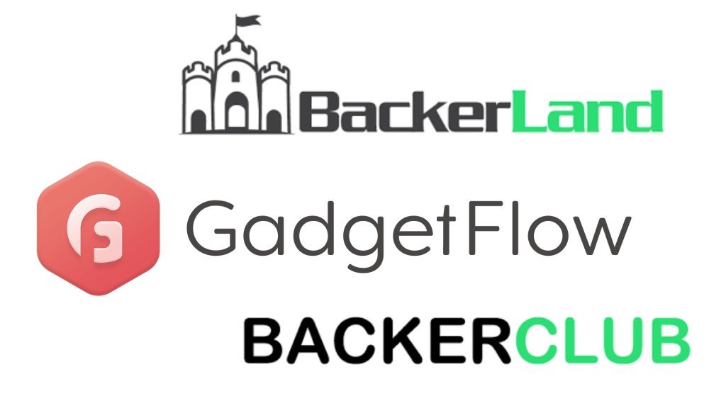 backerland, gadgetflow and backerclub will promote your crowdfunding campaign