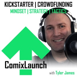 comixlaunch is one of the top crowdfunding podcasts out there