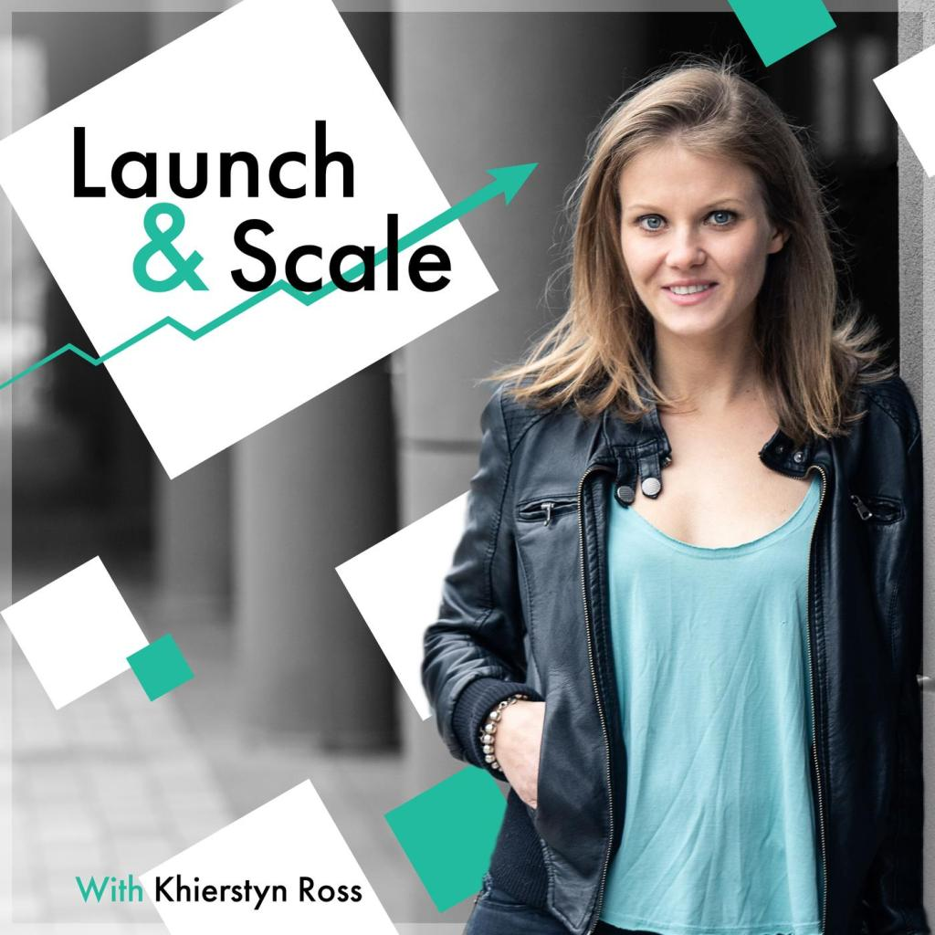launch and scale is one of the top crowdfunding podcasts out there
