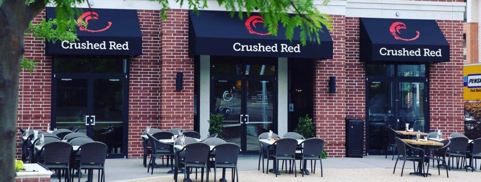 Crushed Red Kirkwood MO Location