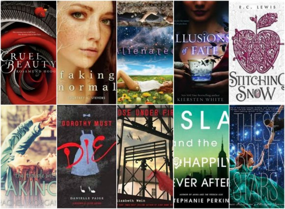 Books ! Want to read 2014