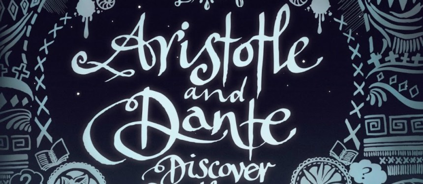 Aristotle and Dante Discover the Secrets of the Universe crop