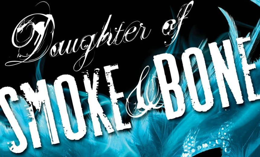 Daughter Smoke and Bone Crop