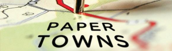 paper Town Crop