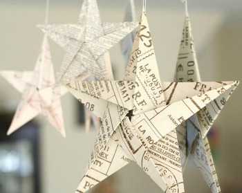 5 Pointed Origami Star