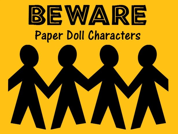 Paper Doll Characters