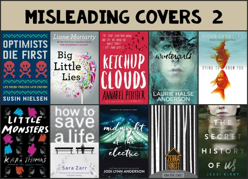 Misleading covers