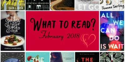 TBR February 2018